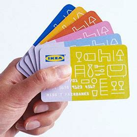 ikea credit card ikea