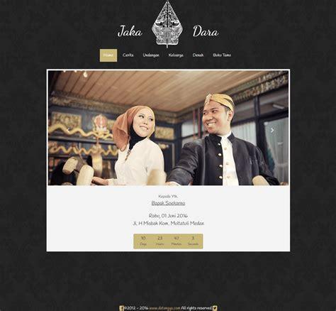 desain undangan pernikahan foto desain undangan online elegant traditional datangya com