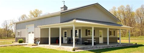Melody Homes Floor Plans Barn Living Pole Quarter With Metal Buildings