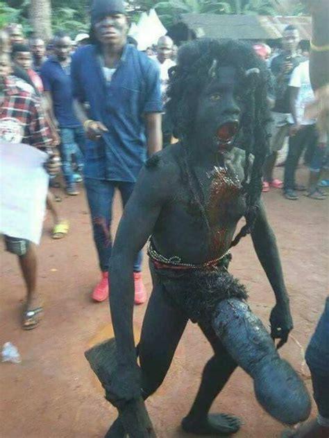mozambique  tokoloshe   caught gag