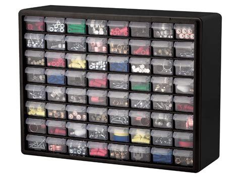aufbewahrung schublade akro mills 64 drawer storage hardware craft organizer