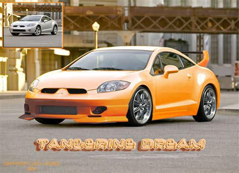 2006 Mitsubishi Eclipse Custom By Gtracer65 On Deviantart