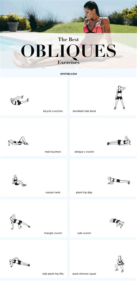25 best ideas about oblique workout on s ab workouts workouts and