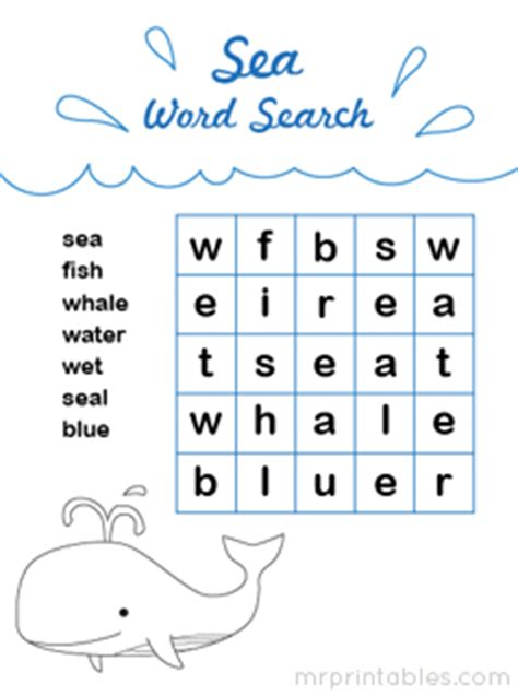 printable word search 5 year old printable word search puzzles mazes easy to print and