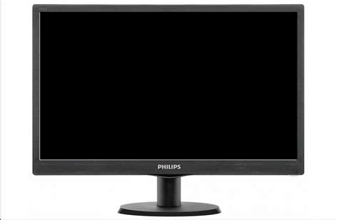 Monitor Philips philips 193v5lsb2 62 led bilal computers sales service centre