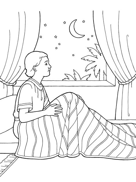 Samuel Samuel And Eli Coloring Page