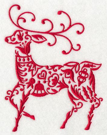 Scandinavian Home Decor machine embroidery designs at embroidery library