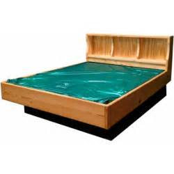 Headboards Bookcase Buy Natural Wood Bookcase Waterbed Online Waterbeds Today