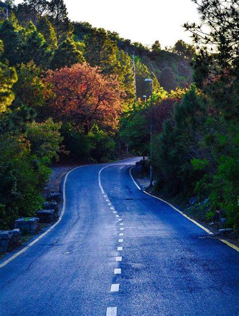 beautiful road beautiful roads in pakistan