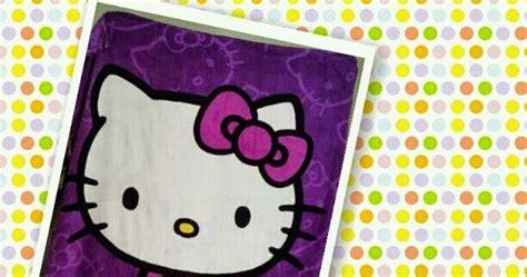 St Miykeo Pm Baju Anak Bagus Murah supplier selimut hello murah grosir ecer pita ungu toko cherish imut