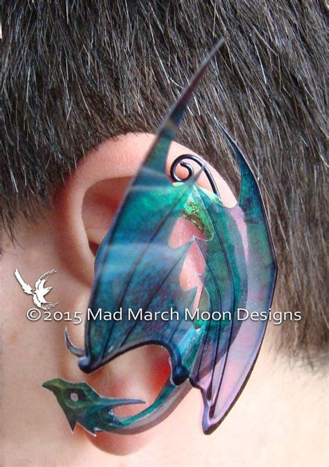 dragon tattoo behind ear best 25 dragon ear cuffs ideas on pinterest dragon