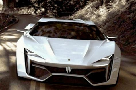 Lu Led Motor 2 Mode la lykanhypersport bijou de 3 400 000 se veut la voiture
