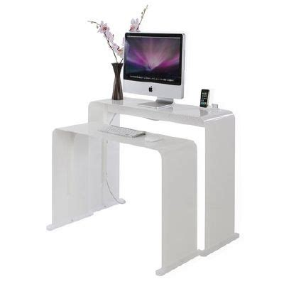 Small Modern Computer Desk 17 Best Images About Small Space Desk Solutions On Pinterest Modern Desk Small Desks And Offices