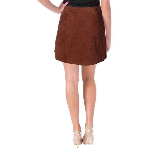 sanctuary 0564 womens brown leather above knee lined a
