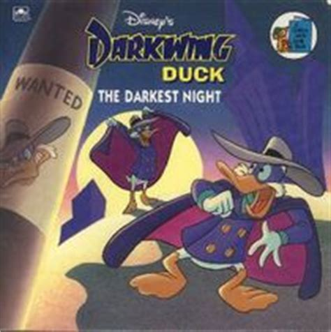 sleepover duck books darkwing duck the darkest disneywiki