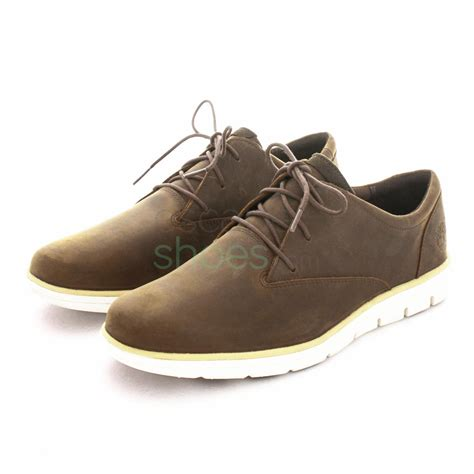 plain toe oxford shoes shoes timberland bradstreet plain toe oxford brown a111b