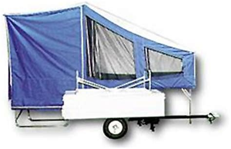time  trailers easy camper motorcycle camper