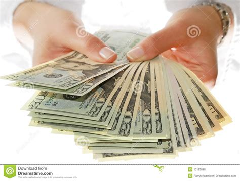 give  money royalty  stock  image