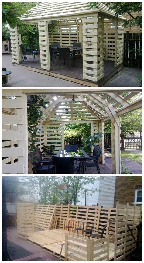 pavillon auf terrasse die 25 besten ideen zu garten pavillon auf