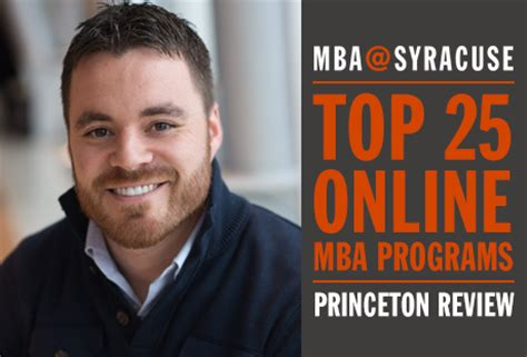 Princeton Review Green Mba by Whitman School Of Management At Syracuse