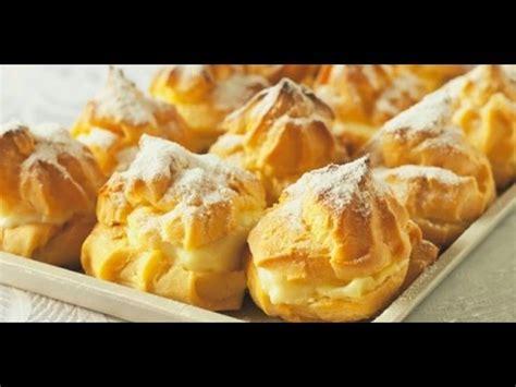 youtube membuat kue sus resep kue sus vla vanila youtube
