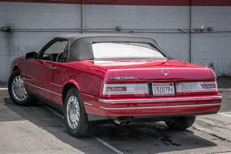 1993 cadillac engine 1g6vs3395pu126016 1993 cadillac allante with northstar