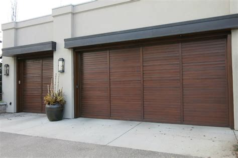2 Door Garage by Standard Garage Door