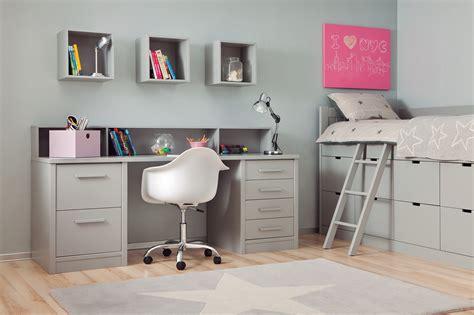 bureau chambre enfant chambre enfant bahia block avec bureau pour enfant