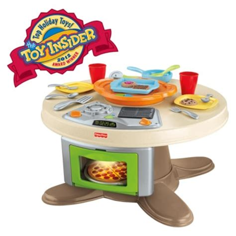 Fisher Price Servin Surprises Kitchen And Table Fisher Price Servin Surprises Kitchen Table Target Deals Mommysavers