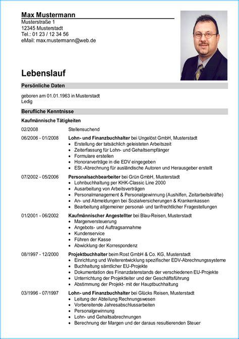 Arbeitssuchend Im Lebenslauf Schreiben 8 Muster Lebenslauf Sch 252 Ler Rechnungsvorlage
