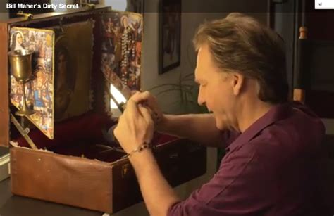 Bill Maher House by I Play An Atheist Bill Maher Says In New Satire Calls Atheists Stupid