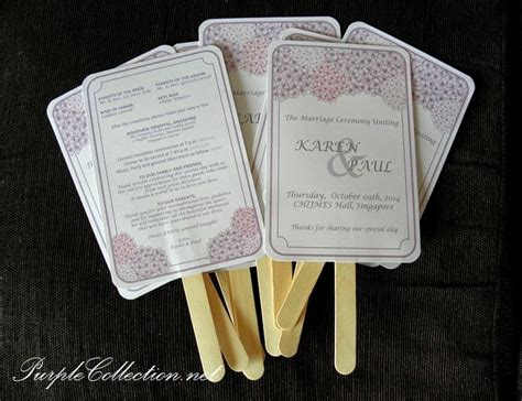 fan wedding invitation philippines 17 best images about wedding decoration on photo booth backdrop program fans and