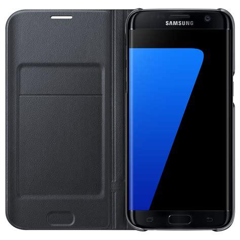 Samsung Led View Cover Samsung Galaxy S7 Edge Original 100 Di Jamin samsung led view cover noir samsung galaxy s7 edge etui