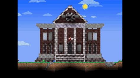 terraria house awesome terraria houses youtube