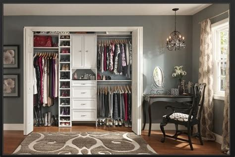 Closetmaid Closet by Closet Closet Organizer Home Project Ideas