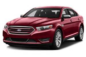 new 2016 ford taurus price photos reviews safety