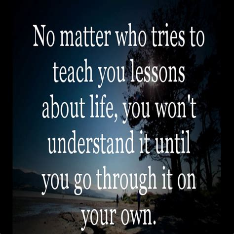 Inspirational Quotes About Inspirational Quotes About Lessons Www
