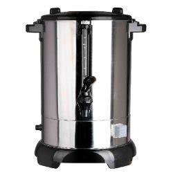 Berkualitas Krischef Coffee Urn 12 Ltr lechef lur60 60 cup 12 liter water urn with shabbat switch stainless steel