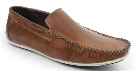 in loafers loafers black