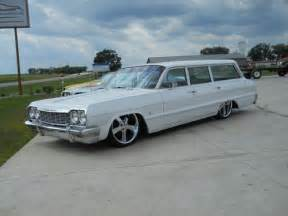 find used 1964 chevy impala station wagon four door