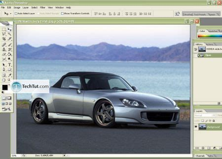 Photoshop Car Tuning by Car Tuning Photoshop Tutorial Change Color Photoshop Tutorial
