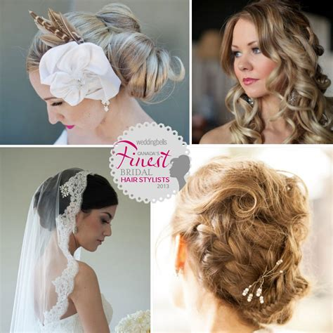 Wedding Hair Accessories Calgary by Canada S Finest Bridal Hair Stylists Weddingbells