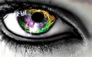 colorful eye multi colored eye by sevennooni on deviantart