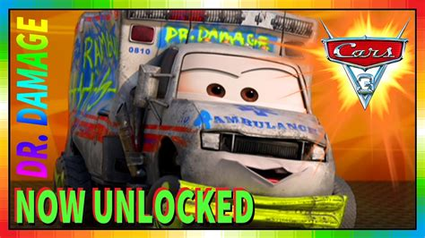 Car Doctor Atlanta 2 by Cars 3 Driven To Win Dr Damage