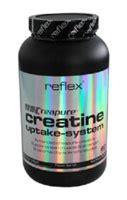 creatine uptake creatine creapure uptake de reflex