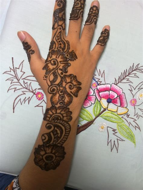 Latest Mehndi Designs For Eid 2012 Stylish Henna Designs Arabic Designs For