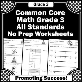 core maths for a level 3rd edition by l bostock s chandler 3rd grade math common core standards all 3rd grade math
