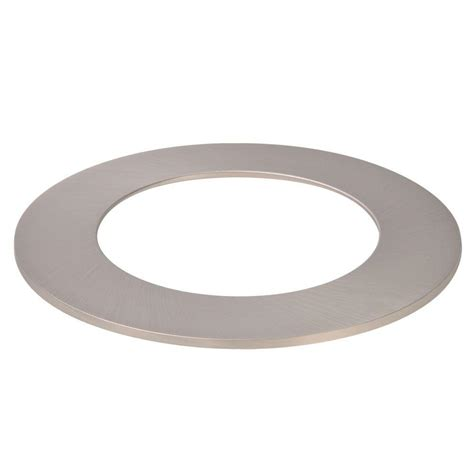 halo 4 in satin nickel recessed ceiling light led