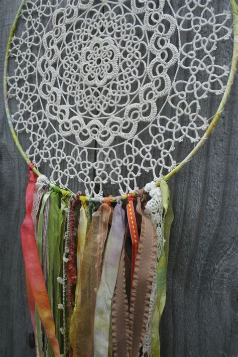 Handmade Dreamcatchers - unique handmade dreamcatcher felt