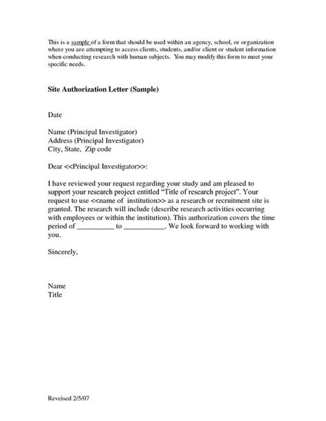 authorization letter to request a document tender authorization letter authorization letter to